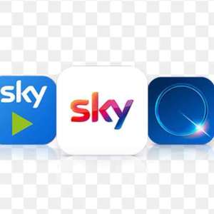 free movie DVD and download from sky worth £13.99 with myysky app. and free skygo extra