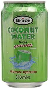 Grace Coconut Water Smooth 310 ml (Pack of 12), £6 Amazon (add-on item)