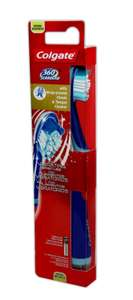 6 Pack of Colgate Palmolive 360 Sonic Surround Toothbrushes for £3 @ Amazon (Add-On-Item)
