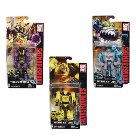 Transformers Titans Return (£6) & Deluxe (£9.50) instore at Asda
