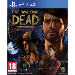 The walking dead- the new frontier (PS4/XB1) £13.95 @ the game collection