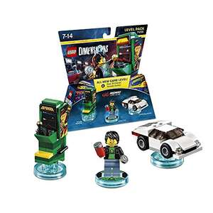 LEGO Dimensions - Midway Retro Gamer - Level Pack - £14.99 - Amazon Prime