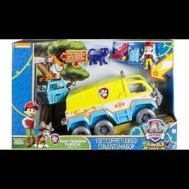 Paw Patrol Jungle Terrain Vehicle £29.99 - Tesco in store