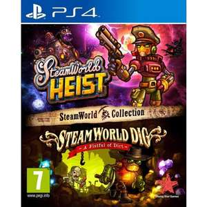 Steamworld Collection (PS4) £8.95  The Game Collection
