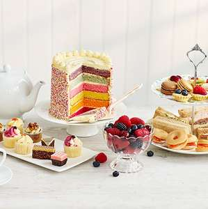12% off all M&S Food to Order range - includes Wedding Cakes, Personalised Birthday Cakes & more @ Marks and Spencer