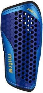 Mitre Aircell Carbon Slip Football Shin Pads - £5.81 Prime / £9.80 non Prime @ Amazon