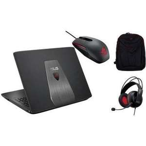 Asus ROG GL552VW-DM201T £789.97 - laptopsdirect