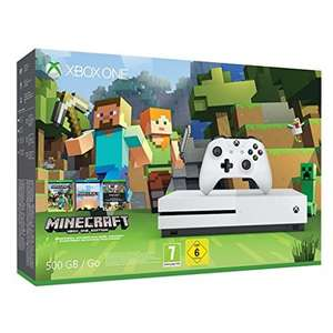 XBOX One S 500gb Minecraft Bundle - The Game Collection £199.95