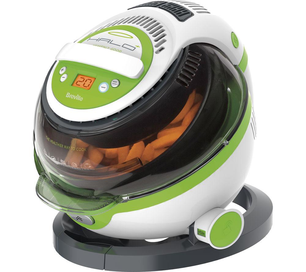 Breville VDF105 Halo Plus Health Fryer - White/Green - £59.97 @ Amazon - Prime Exclusive