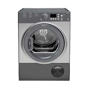 Hotpoint FTCF87BGG Condenser Dryer, 8 Kg Drying Capacity - Graphite £259.99 @ Hotpoint / Ebay - other deals in op