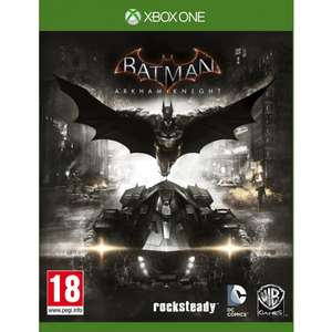 xbox one batman arkham knight £7.95 @ The game collection