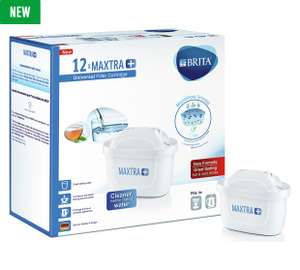 Brita Maxtra Plus 12 pack for £39.99 when using HOME20 code at the Argos website