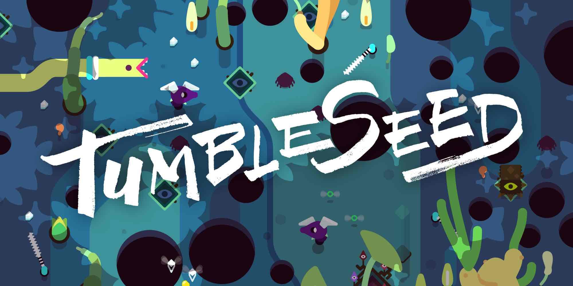 Tumbleseed £8.03  (Nintendo Switch - eShop)