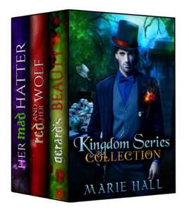 Free @ Amazon Kingdom Collection: Books 1-3 (Kingdom Series) Kindle Edition