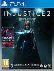 Injustice 2 Deluxe edition (PS4) £28.93 preorder @ amazon