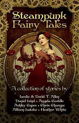 Steampunk Fairy Tales Kindle Edition Free @ Amazon