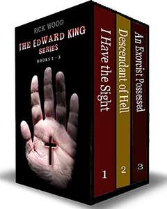 Save £3.98 on This Horror Trilogy  - Rick King -  The Edward King Series Books 1-3 Kindle Edition  - Free Download @ Amazon