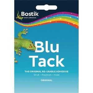 Bostik Blu Tack - £0.50 Add-on item on Amazon