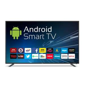"Cello C65ANSMT4K 65"" 4K Ultra HD Smart LED TV with Freeview HD £719.98 @ Appliances Direct"