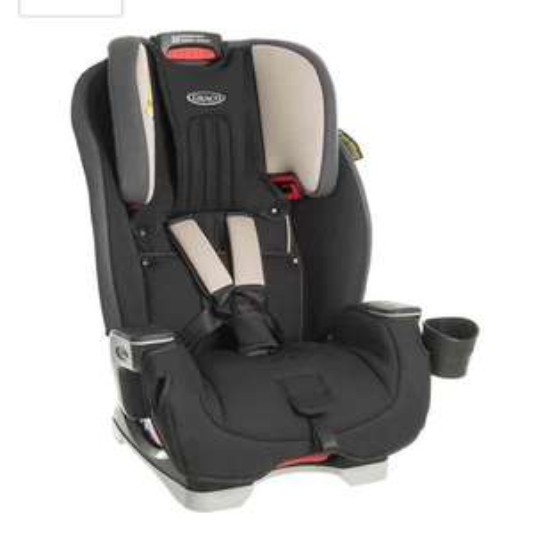 GRACO MILESTONE 123 CAR SEAT £99 DELIVERED WITH PRIME
