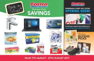 COSTCO DEALS from 7th to 27th August - FULL CATALOGUE