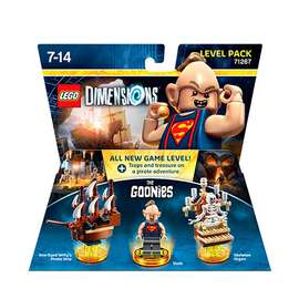 Lego Dimensions Goonies Level Pack £14.99 @ Game