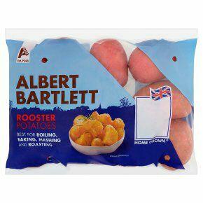 Half price Rooster potatoes £1.30 Waitrose (2kg)