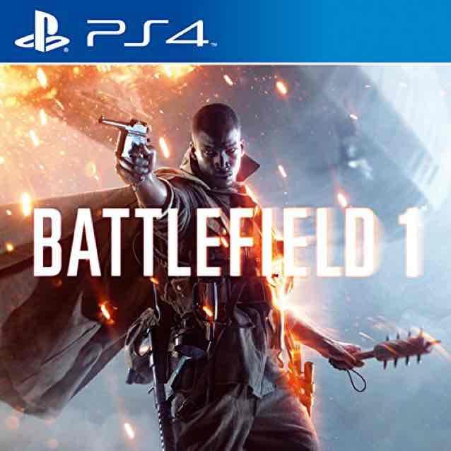 Battlefield 1 (PS4) £19.99 (Prime) / £21.98 (non Prime)  Amazon