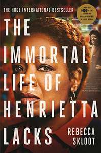 The Immortal Life of Henrietta Lacks on Kindle for £1.19