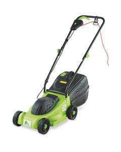Gardenline Essentials Lawnmower - cheap lawnmower £17.99 at Aldi