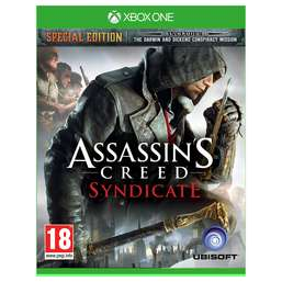 Assassin's Creed Syndicate Special Edition (Xbox One) £9.99 Delivered @ GAME