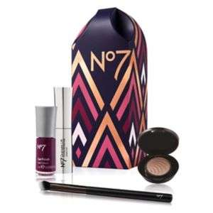 Free No.7 Ready for Autumn Gift Box (Worth £23) when you buy any 2 No.7 cosmetics / accessories (cheapest item £6) minimum spend of £12 @ Boots (Stacks with Triple Points wys £25 on No7)