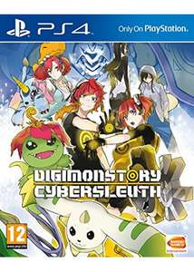 Digimon Story Cyber Sleuth (PS4) £14.85 @ base.com