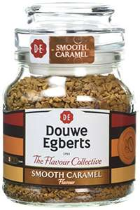 Douwe Egberts instant caramel 50g £9 for 6 on amazon prime (£13.75 incl post without prime)