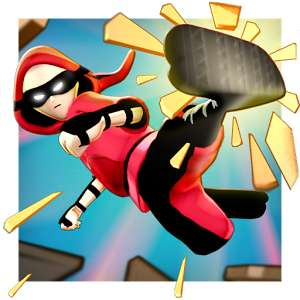 Hoodie Ninja FREE, Limited Time (was 69p) @ PlayStore
