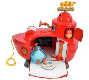 Twirlywoos Big Red Boat Activity Toy at Argos for £19.99