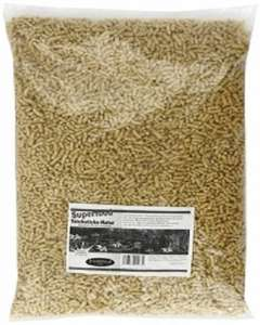 5kg of pond fish food £4 at amazon (add on item)