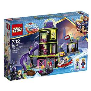 41238 LEGO DC Lena Luthor Krypto mite Factory @ Amazon and Argos - £24.49 RRP £54.99