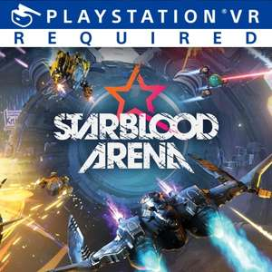 Psn VR deals Inc. Until Dawn: Rush Of Blood was £15.99 now £6.49, Starblood Arena was £34.99 now £11.99. (More in post)