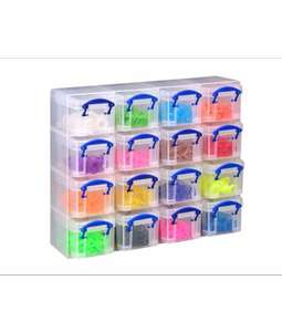 MULTICOLOUR 2.24L PLASTIC ORGANISER - £10 each @ B&Q (Buy 2 for £16)