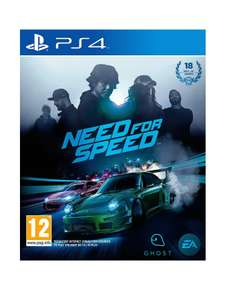 Need For Speed (2015) (PS4/XBOX) £16.99 w/ C&C @ Very