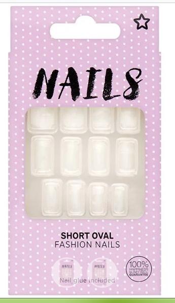 Superdrug Nails 30p instore