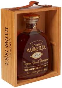 Maxime Trijol XO Grande Champagne Decanter Bottle Cognac, 70 cl - £71.27 @ Amazon