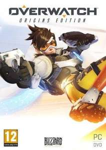 Overwatch Origins edition (PC) £24.69 with 5% off FB code @ CD Keys