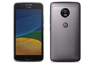 Motorola Moto G5S Plus at Amazon UK for £259.00 - Available in Lunar Grey or Blush Gold