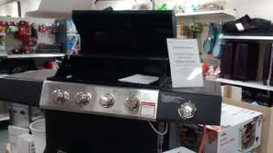 4 burner gas barbecue. Wilko exeter for £50