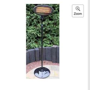 garden electric patio heater at Studio for £29.99 delivered