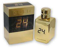 The Fragrance Shop 24 Gold 50ml EDT with 2 free gifts (price after code Perfume15 with free C&C) £12.75