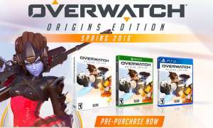 Overwatch Origins Edition PS4/XB1 @Tesco for £32