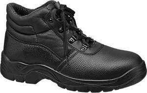 Safety boots £7.49 instore at Deichmann Staines